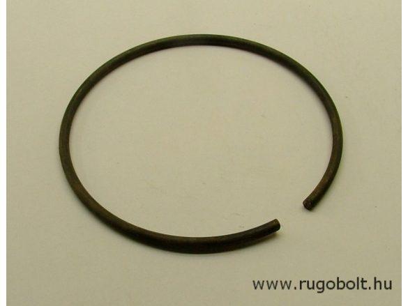 Biztosító gyűrű - 1,2x10,5 mm - natúr