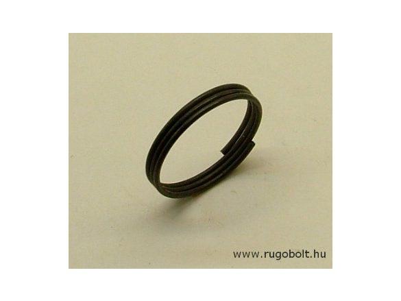 Biztosító gyűrű - 1,2x26 mm - natúr