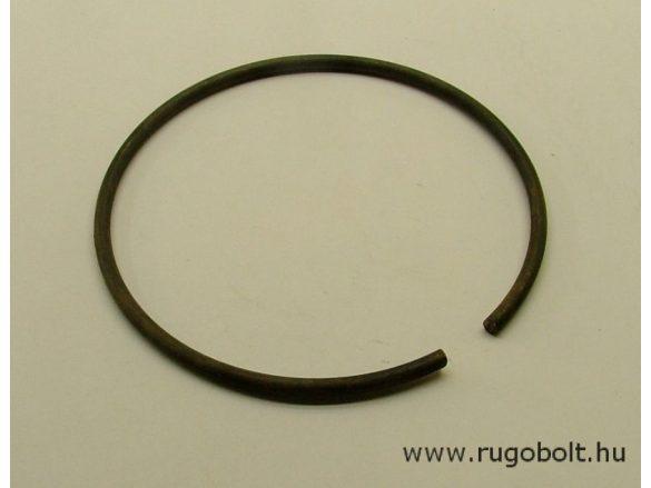 Biztosító gyűrű - 1,5x9 mm - natúr