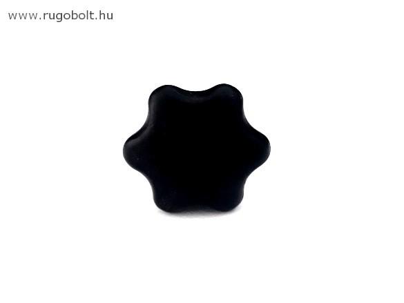 Műanyagfejű csavar (rombusz) - M8 x 30 mm