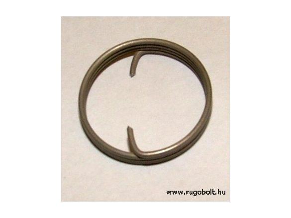LADA ajtórugó - 0,9x20x4,0 mm - horganyzott