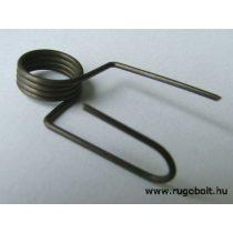 50-es portál zárrugó - 1,0x11x5,0 mm - natúr