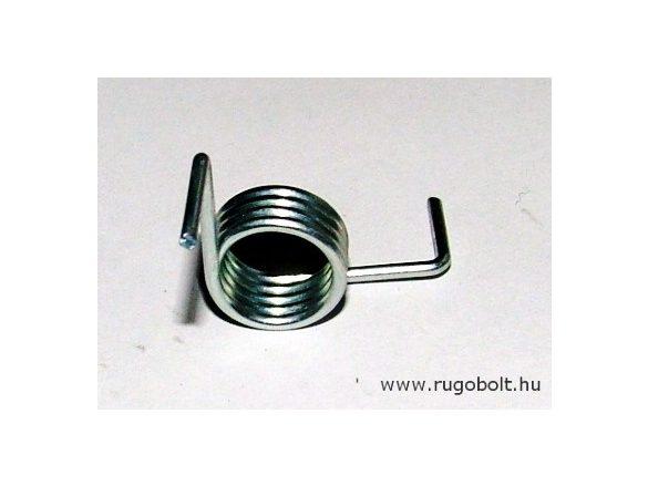 OPEL ajtó feszítőrugó - 1,4x12x6,0 mm - horganyzott
