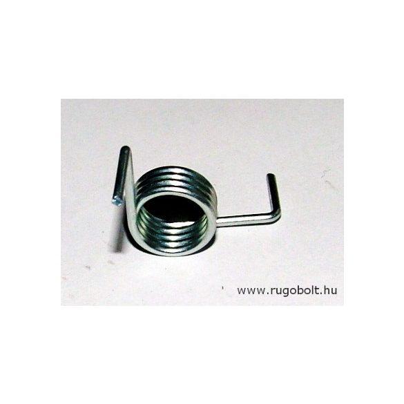 OPEL ajtórugó - 1,4x12x6,0 mm - horganyzott