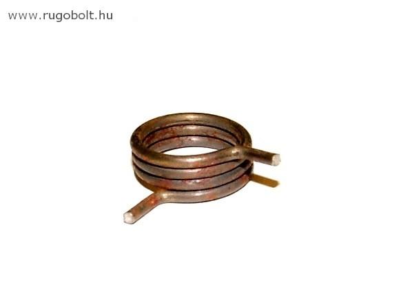 OPEL gyújtáskapcsoló feszítőrugó - 1,4x13,5x6,0 mm - natúr