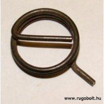 SKODA gyújtáskapcsoló feszítőrugó - 1,4x16x4,0 mm - natúr