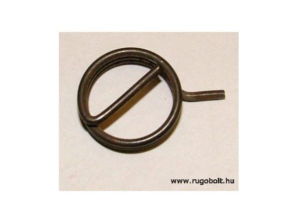 SKODA gyújtáskapcsoló rugó - 1,4x16x4,0 mm - natúr