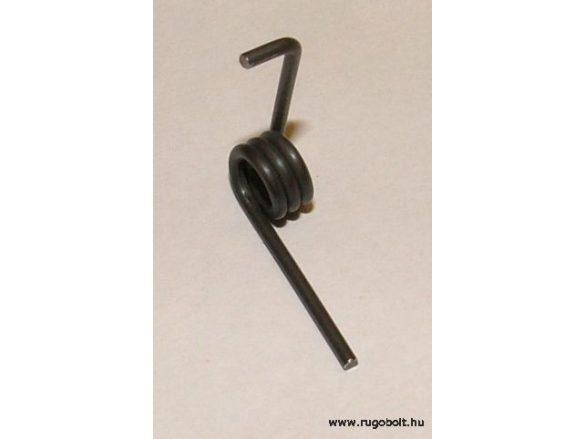 Lővér zárrugó - 1,5x8,0x6,0 mm - natúr