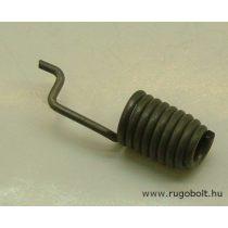 Fék visszahúzó feszítőrugó - 2,0x11,8x19 mm - natúr