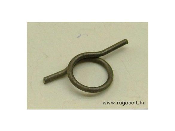 Vadászpuska feszítőrugó - 2,0x16,5x4,0 mm - natúr