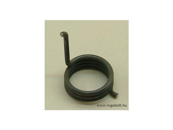 Feszítőrugó - 2,0x20x8,0 mm - natúr