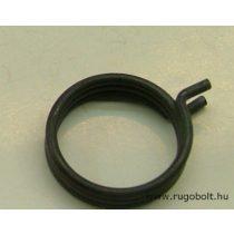 Feszítőrugó - 2,0x24x8,0 mm - natúr