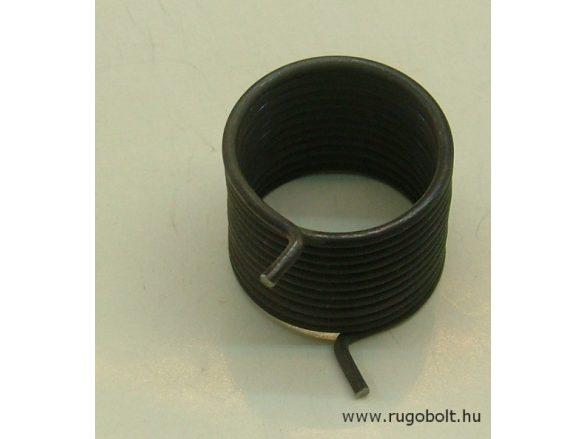 Feszítőrugó - 2,0x30x26 mm - natúr