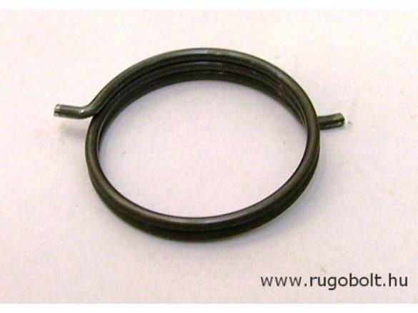 Zárrugó (nagy kapu) - 2,0x35x6,0 mm - natúr