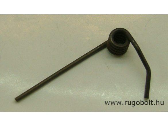 Popszegecshúzó feszítőrugó - 2,2x10,3x11 mm - natúr