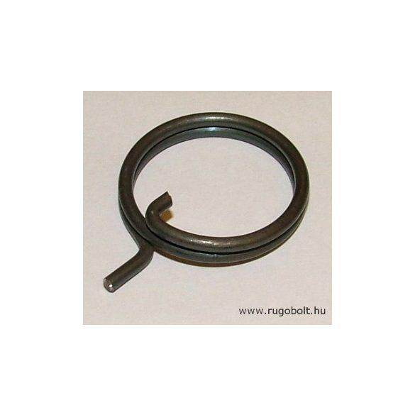 HÖRMANN ajtózár rugó - 2,2x28x4,4 mm - natúr