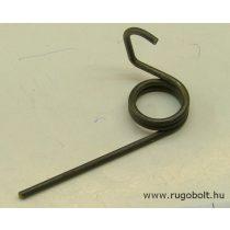 Feszítőrugó - 2,5x21x10 mm - rozsdamentes (inox)