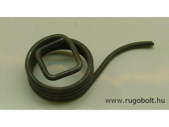 Feszítőrugó - 2,5x30,5x10 mm - natúr