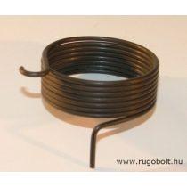 Feszítőrugó - 2,5x55x20 mm - natúr