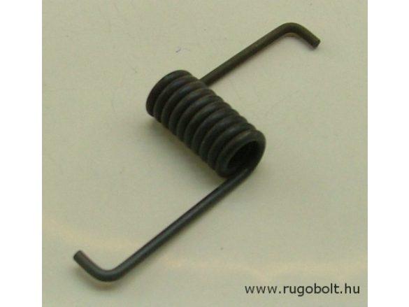 Feszítőrugó - 3,0x15,5x33 mm - natúr
