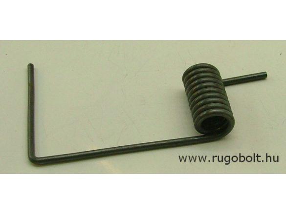 Feszítőrugó - 3,0x17x33 mm - natúr