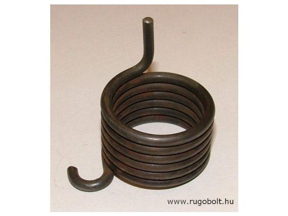 Feszítőrugó - 3,0x31x21 mm - natúr