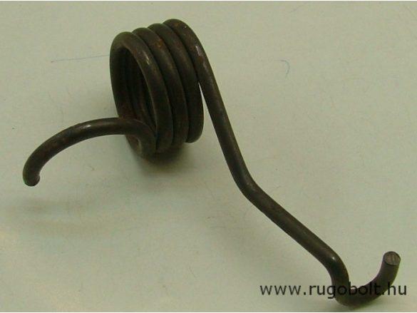 Feszítőrugó - 4,0x31x16 mm - natúr