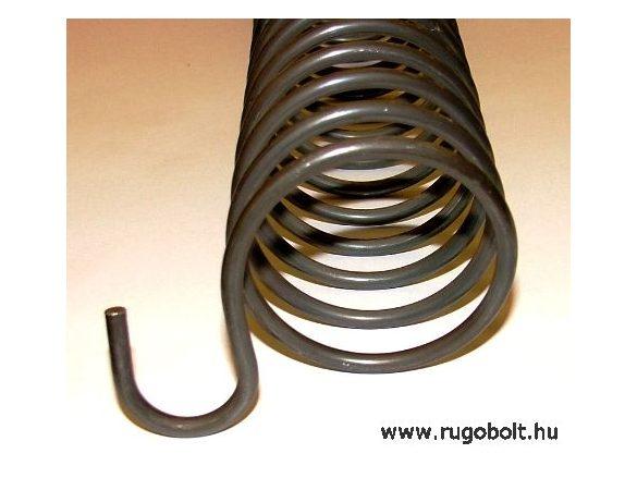 Vesszőhántoló rugó - 5,0x70x810 mm - natúr