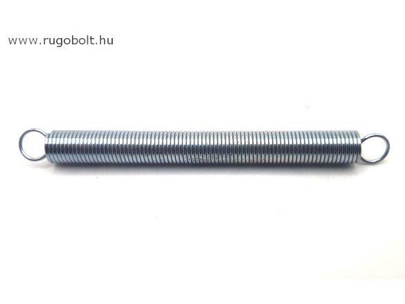 Húzórugó - 0,7x6,4x58 mm - A.69 - horganyzott