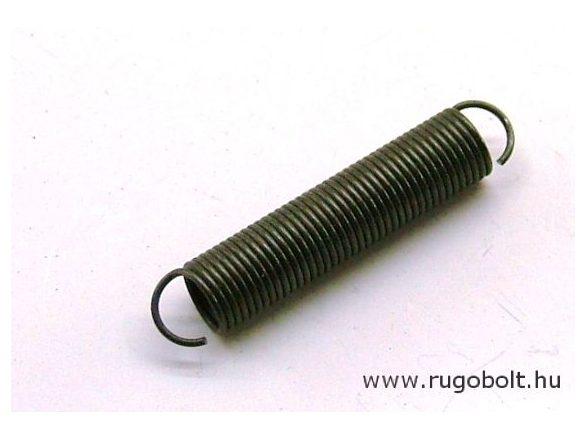 Húzórugó - 0,7x7,0x30 mm - A.35 - natúr - R: 0,245 N/mm - max.elmozdulás: 70 mm