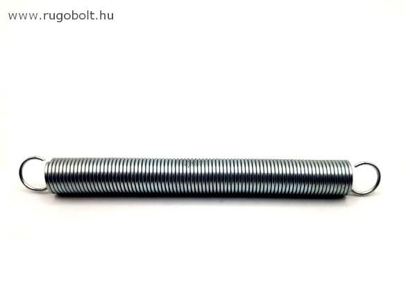 Húzórugó - 1,0x10x83 mm - A.103 - horganyzott
