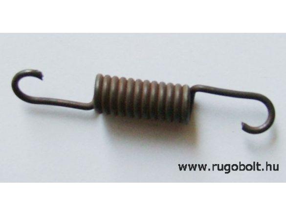 STIHL fűrész rugó - 1,5x7,5x20 mm - A.48 natúr - R: 18,36 N/mm - max.elmozdulás: 7 mm