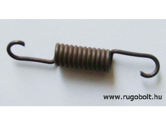 STIHL fűrész húzórugó - 1,5x7,5x20 mm - A.48 natúr - R: 18,36 N/mm - max.elmozdulás: 7 mm