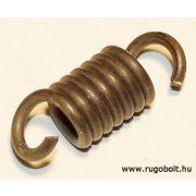 Láncfűrész kuplung rugó - 1,5x8,0x10,5 mm - A.19,5 - natúr - R: 26,8 N/mm - max.elmozdulás: 4,5 mm
