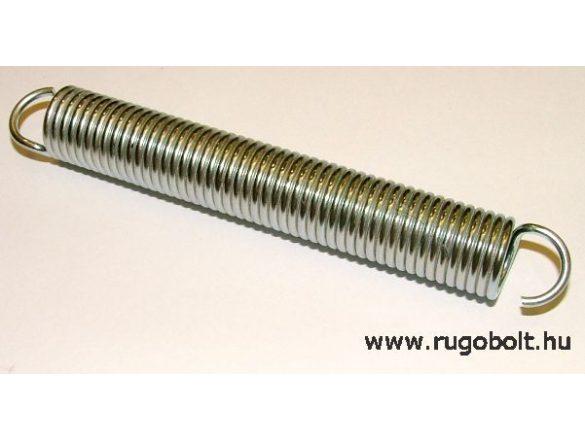 Húzórugó - 2,0x16x100 mm - A.120 - horganyzott