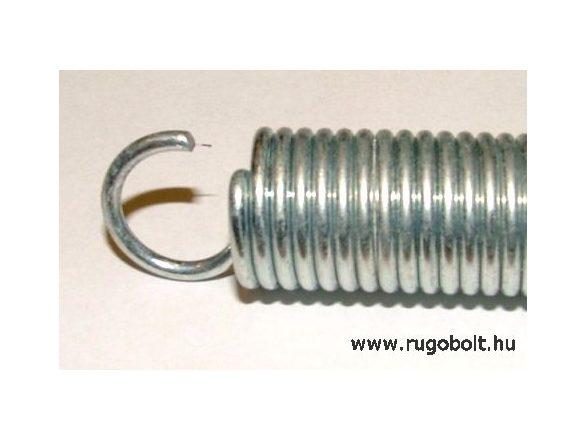 Húzórugó - 2,0x16x128 mm - A.153 - horganyzott