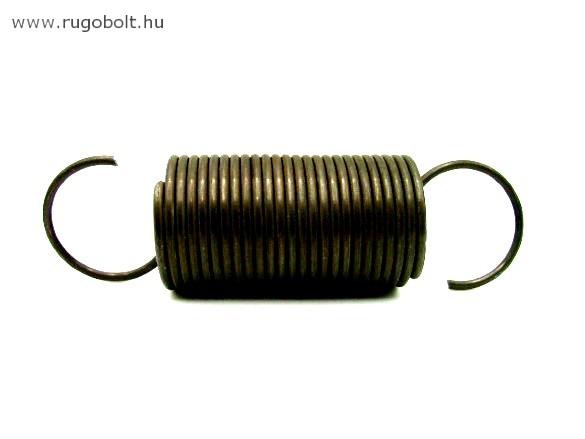 Húzórugó - 2,0x27x50 mm - A95 - natúr