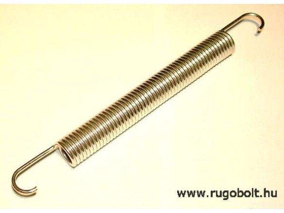 Fűkasza rugó - 2,5x18x137 mm - A.200 - horganyzott