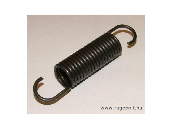 Húzórugó - 2,5x19x50 mm - A.88 - natúr