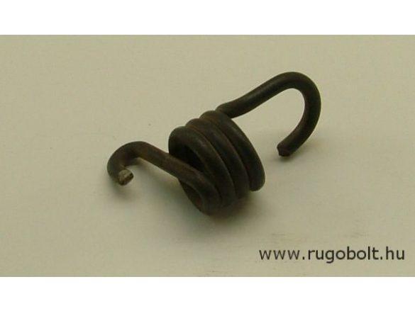 Fékrugó - 2,6x14,5x31 mm - A.23 - natúr