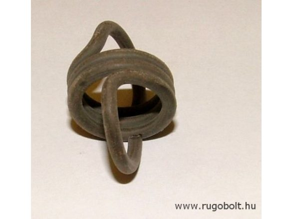 Húzórugó - 2,6x19x8,0 mm - A.25 - natúr