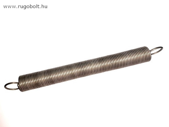 Húzórugó - 3,0x33x261 mm - A.315 - rozsdamentes (inox)