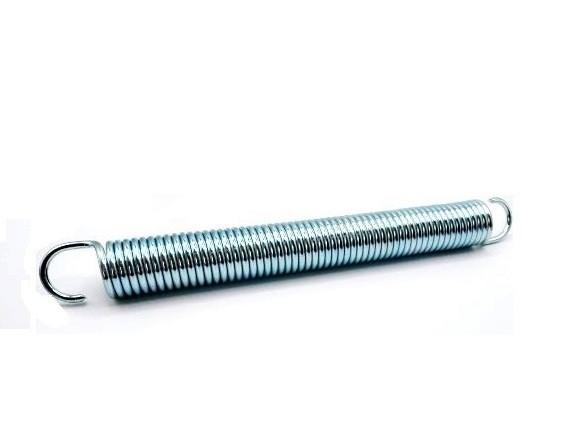 Húzórugó - 3,5x27x200 mm - A.250 - horganyzott - R: 2,067 N/mm - max.elmozdulás: 200 mm