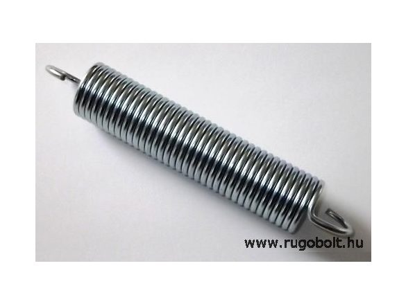 Dobrugó (húzórugó) - 3,5x30x130 mm - A.170 - horganyzott