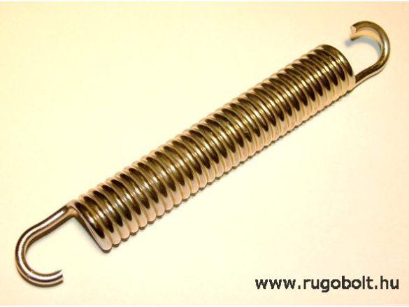 Húzórugó - 4,0x23x125 mm - A.175 - horganyzott