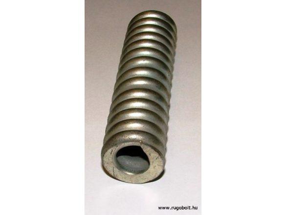 Húzórugó - 7,0x29x105 mm - (fül nélküli) - horganyzott