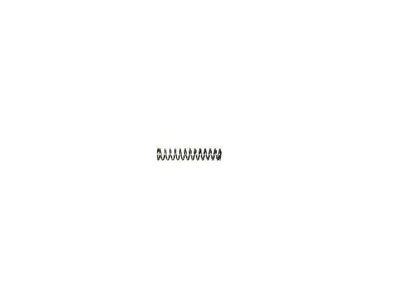 Nyomórugó (NY001) - 0,8x8,0x40 mm - menetszám: 1+12+1 - horganyzott