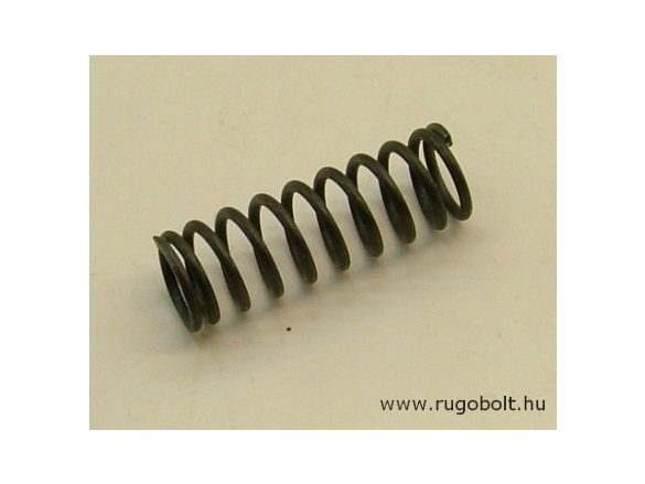 Nyomórugó - 1,0x8,5x25 mm - menetszám: 1+8+1 - natúr
