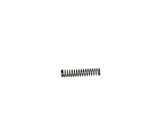Nyomórugó (NY006) - 1,0x12x58 mm - menetszám: 1+16+1 - horganyzott
