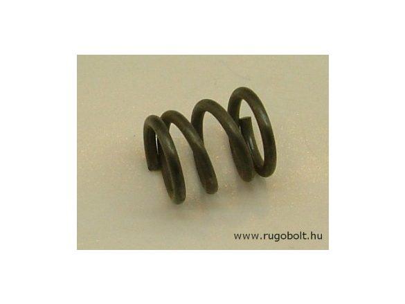 Nyomórugó - 1,5x11,5x13 mm - menetszám: 1+2+1 - natúr